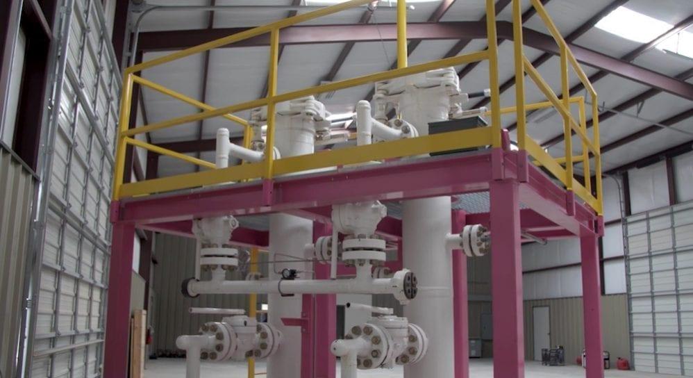 Sand Separation Solutions LLC   Sand Separation Equipment for