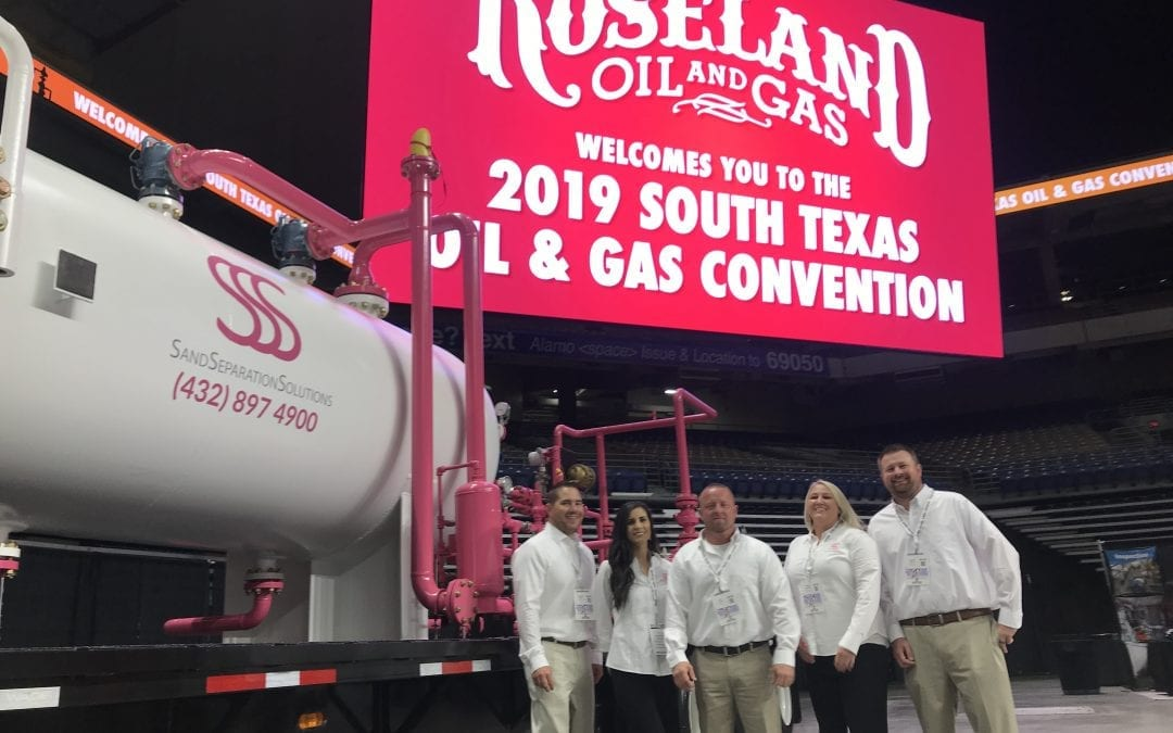 2019 Roseland Oil and Gas Show